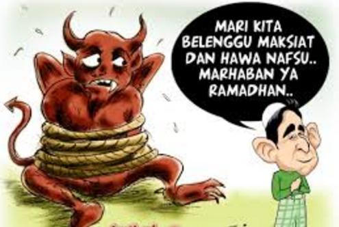 Alasan Terjadi Maksiat Meski Setan Sudah Diikat Saat Ramadhan