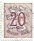 Selo Número 20