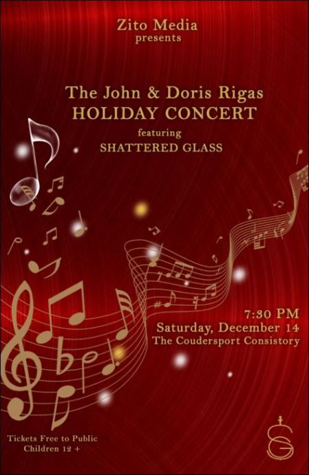 12-14 John & Doris Rigas Holiday Concert