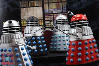 Custom 'Mutation of Time' Red Dalek 26
