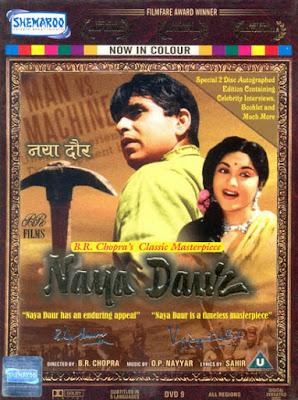 Naya Daur 1957 Hindi 720p WEB-DL 1.5GB