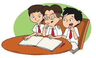 MATERI DAN KUNCI JAWABAN BUKU SISWA KELAS 3 SD TEMA 4 SUBTEMA 2 PEMBELAJARAN 1
