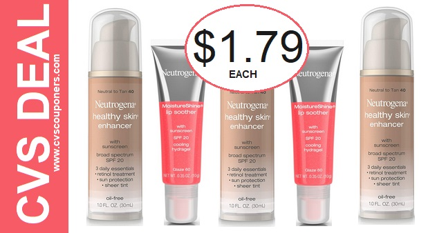 Get Neutrogena Makeup at a Reasonable Price