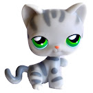 Littlest Pet Shop Large Playset Cat Shorthair (#32) Pet