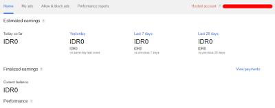 Tips Cara Merubah Mata Uang IDR ke USD Pada Google Adsense Work ataukah Hoax kah?