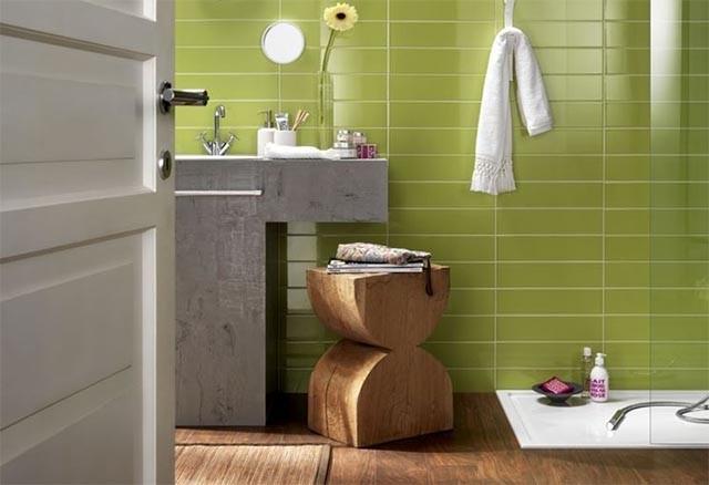 Come pulire le piastrelle del bagno edilizia in un click - Pulire piastrelle bagno ...
