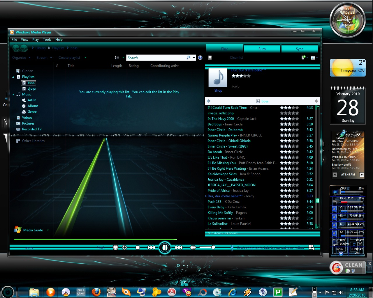 Free Download Windows Media Player 12 Application or Games Full