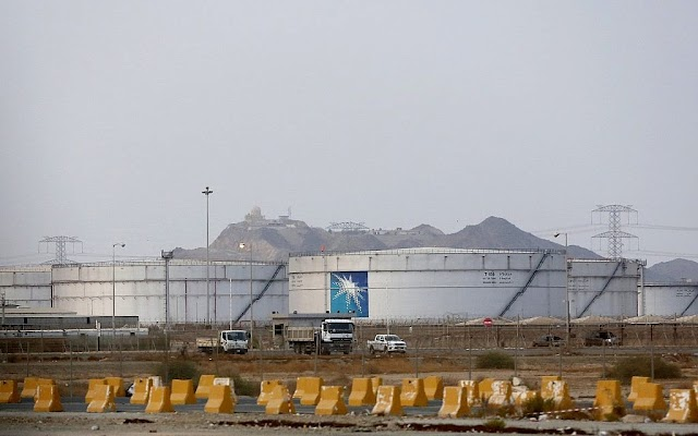 Yemen's Houthi rebels say they have attacked a Saudi oil facility in the port city of Jiddah