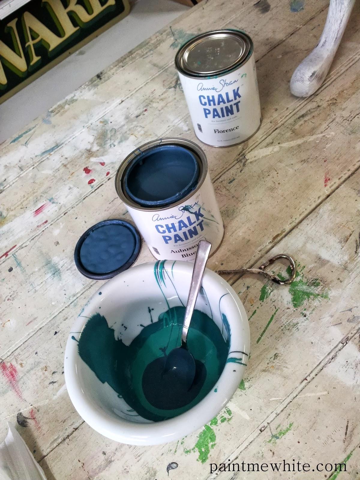 Vernice Chalk Paint Annie Sloan chalk paint™ colour recipes – paint me white