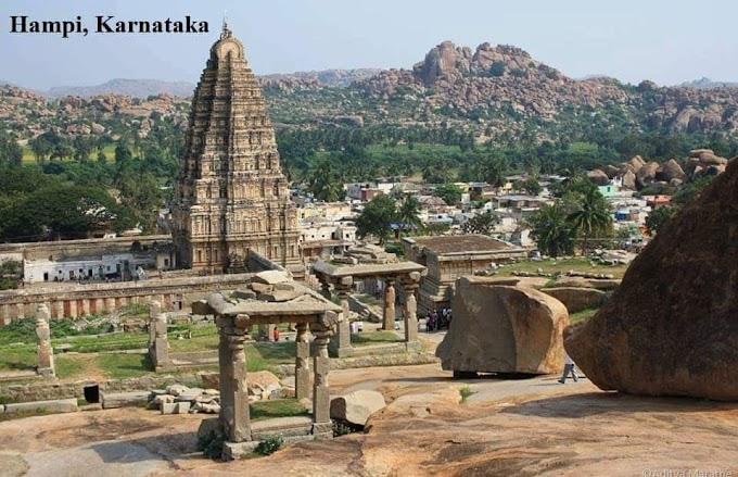 Hampi Karnatka