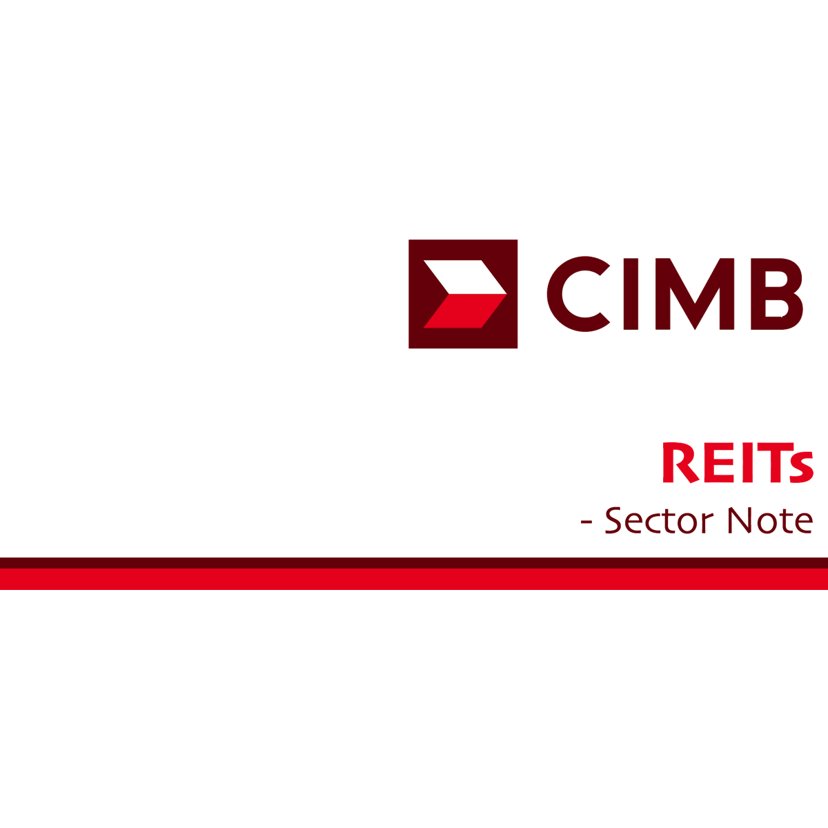 REIT - CIMB Research 2017-03-05: Consolidation at the gates