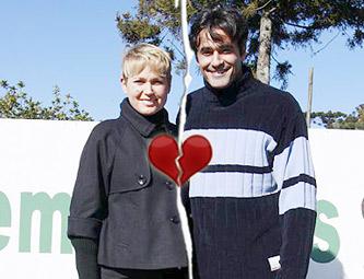Xuxa Meneghel e Luciano Szafir se separaram Foto-Montagem/Ag.News