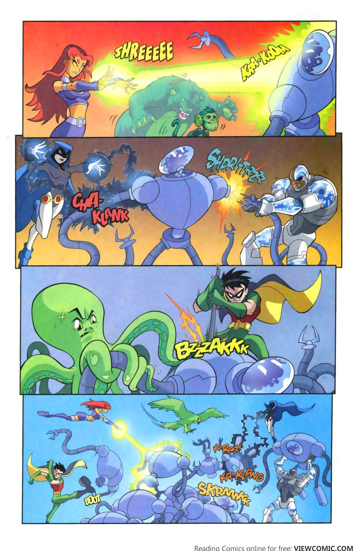 Teen Titans Go! v1 008 ……………………… | Read All Comics Online