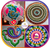 DOWNLOAD LATEST RANGOLI DESIGN APP
