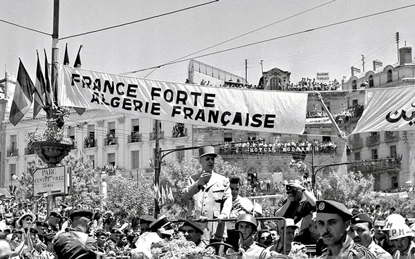 CIA's ASSESSMENT OF DE GAULLE'S PROPOSALS FOR ALGERIA