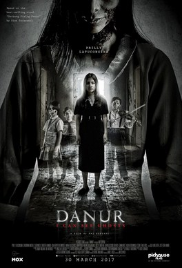 Informasi Film Indonesia Danur: I Can See Ghosts (2017)