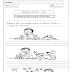 Produção de texto para imprimir - 3ºano