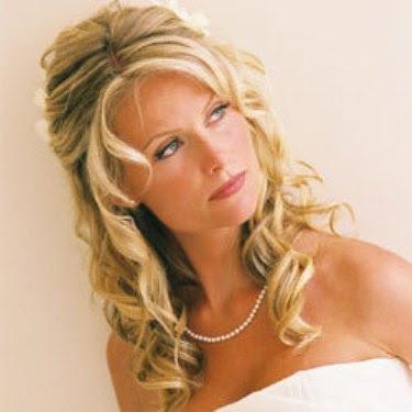 beach wedding hairstyles fashion in wedding
