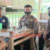 Silaturahmi Kamtibmas Wakapolsek Polut Himbau Warga Patuhi Protokol Kesehatan