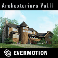 Evermotion Archexteriors vol.11 室外3D模型第11季下載
