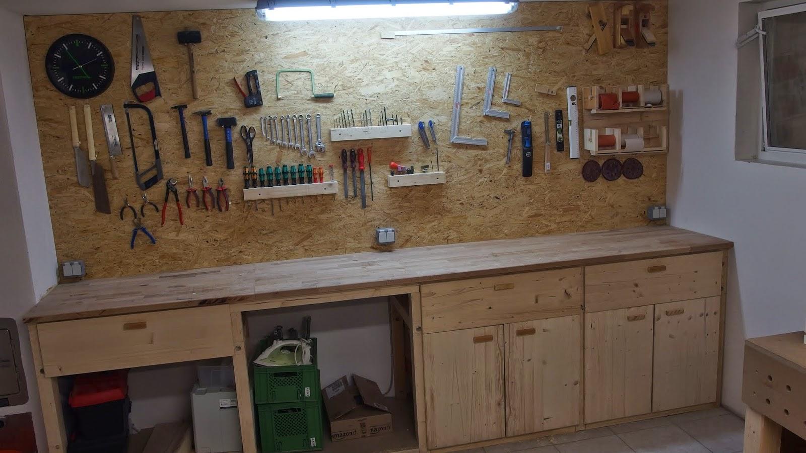 Werkstatt Einrichten Ideen Werkstatt Mit System Bei