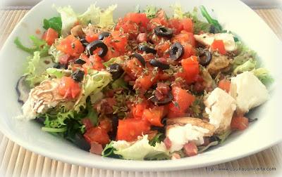 menú del día, cocina con marta, qué comer, que como hoy, espaguetis, ensalada, tiramisú, niños, comida italiana