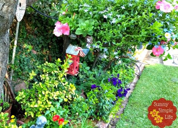 spring garden - #cottage garden