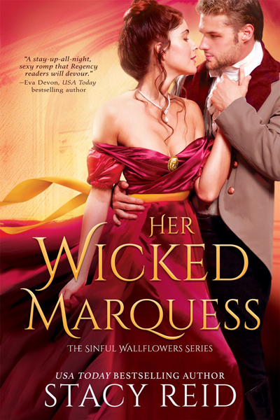 Book Review: Her Wicked Marquess (Sinful Wallflowers #2) by Stacy Reid