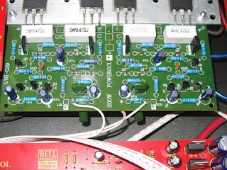 Image Result For Cara Modif Power Amplifier Tingkat