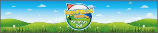 Highfields Park Adventure Golf course in Nottingham is opening on Friday 26th May