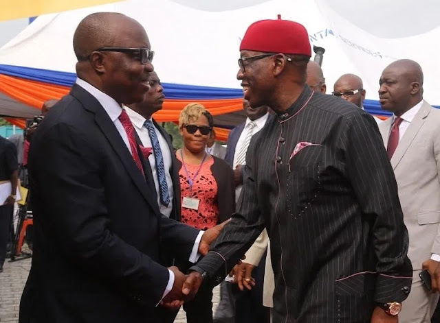 Exclusive: Fmr Gov. Uduaghan Meets Okowa Over Plans To Come Back To Pdp After Returning Car Given To Him For Lack Of Bullet Proof