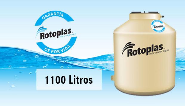 Tanque para agua de 1100 litros rotoplas tanques y for Rotoplas 1100 litros