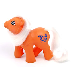 My Little Pony Cat Pony Year Thirteen Dutch Baby Ponies G1 Pony