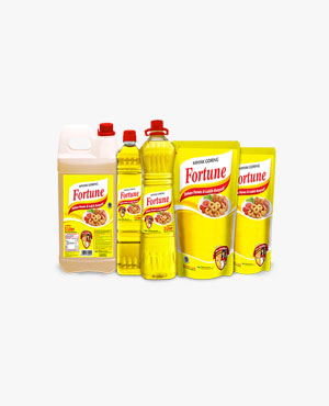 Cooking Oil Fortune