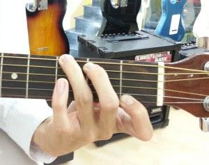 Cách chuyển hợp âm dễ dàng cho người mới học đàn guitar