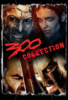 300 2X1 COMBO DVD HD Latino