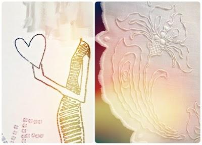 Técnica cordoncillo bordado soutache creativo para adornar prendas