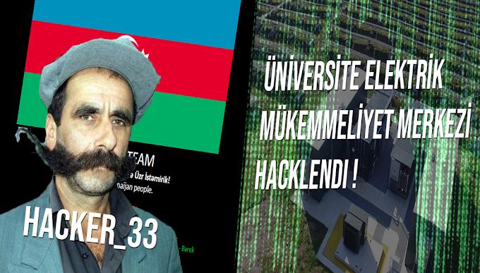 Elektrik Enerjisi Depolama Merkezi Patlatıldı! Hacker_33 Sahnelere Geri Döndü!
