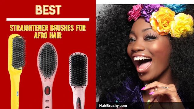 Straightening Brushes For Black Hair
