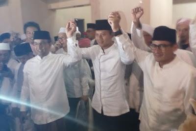 Agar Dukung Ahok-Djarot, Gerindra: Partai Pendukung AHY akan Ditekan Penguasa