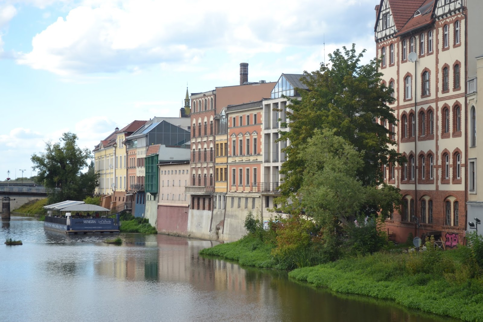 Opole fiume Oder