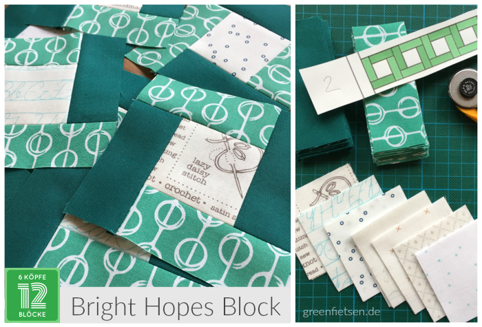 7 Tipps, wie du perfekte Bright Hopes Blöcke nähst