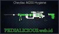 Cheytac M200 Hygiene