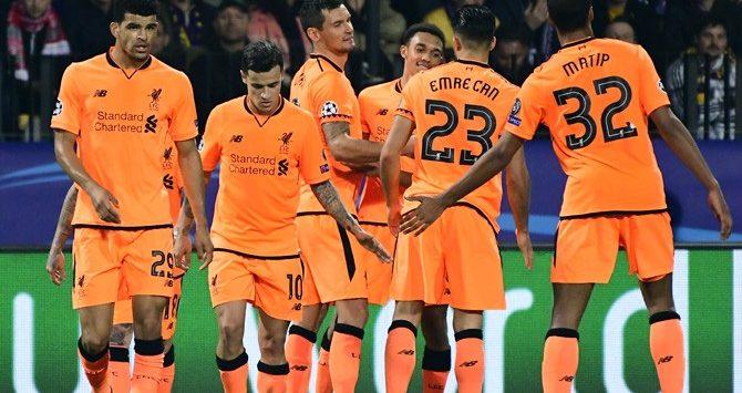Main di Markas Klub Tak Terkenal, Liverpool Menang 7-0