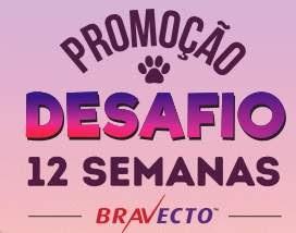 Cadastrar Promoção Bravecto 2018 Desafio 12 Semanas Viagem IPhone 8