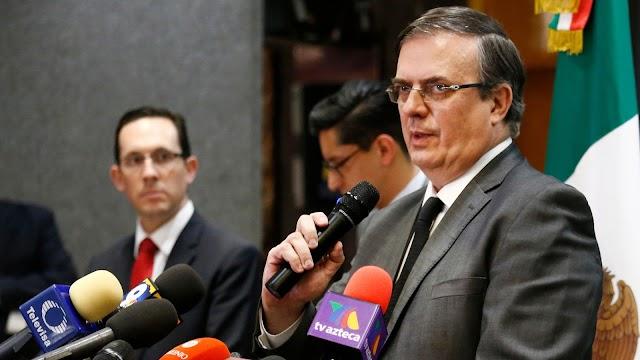 El Pasóban járt a mexikói külügyminiszter