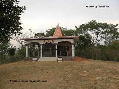 Palace of Moynamoti Rani - Comilla