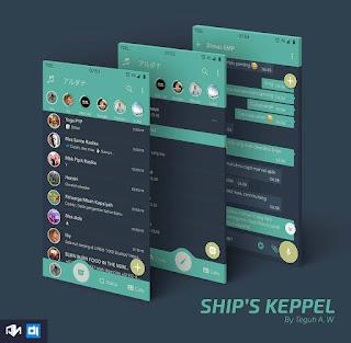 Ship's Keppel