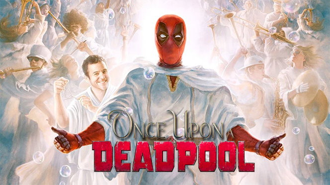 Había una vez un Deadpool (2018) Web-DL 720p Latino-Ingles