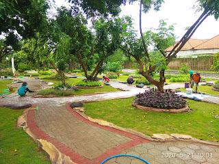 Penyedia Jasa Tukang Taman Rumah Di Surabaya